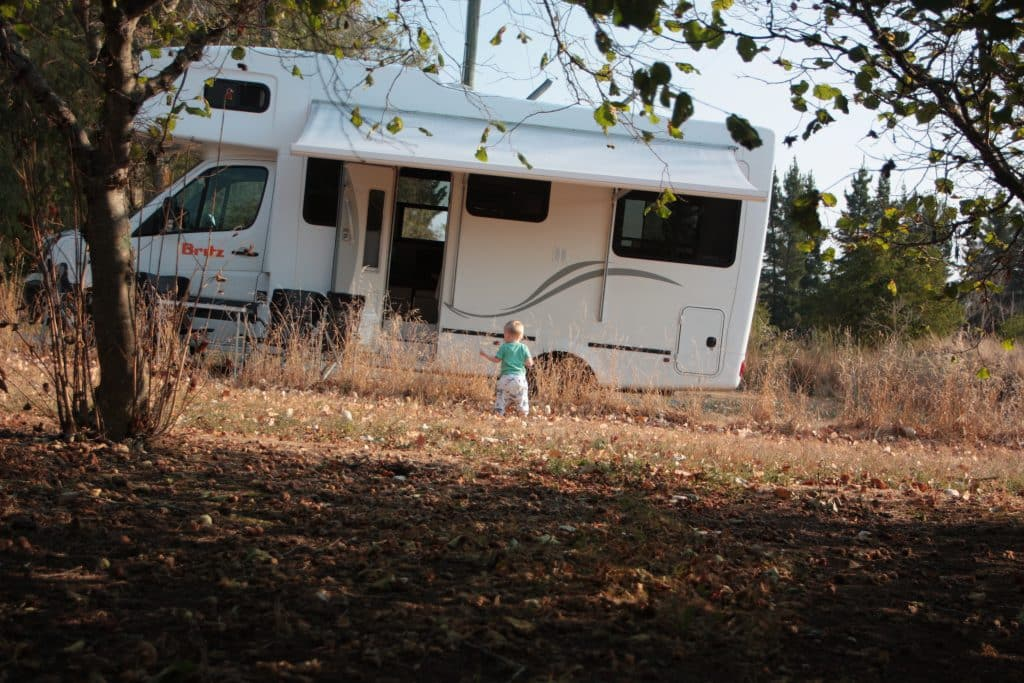 Camper & Jason