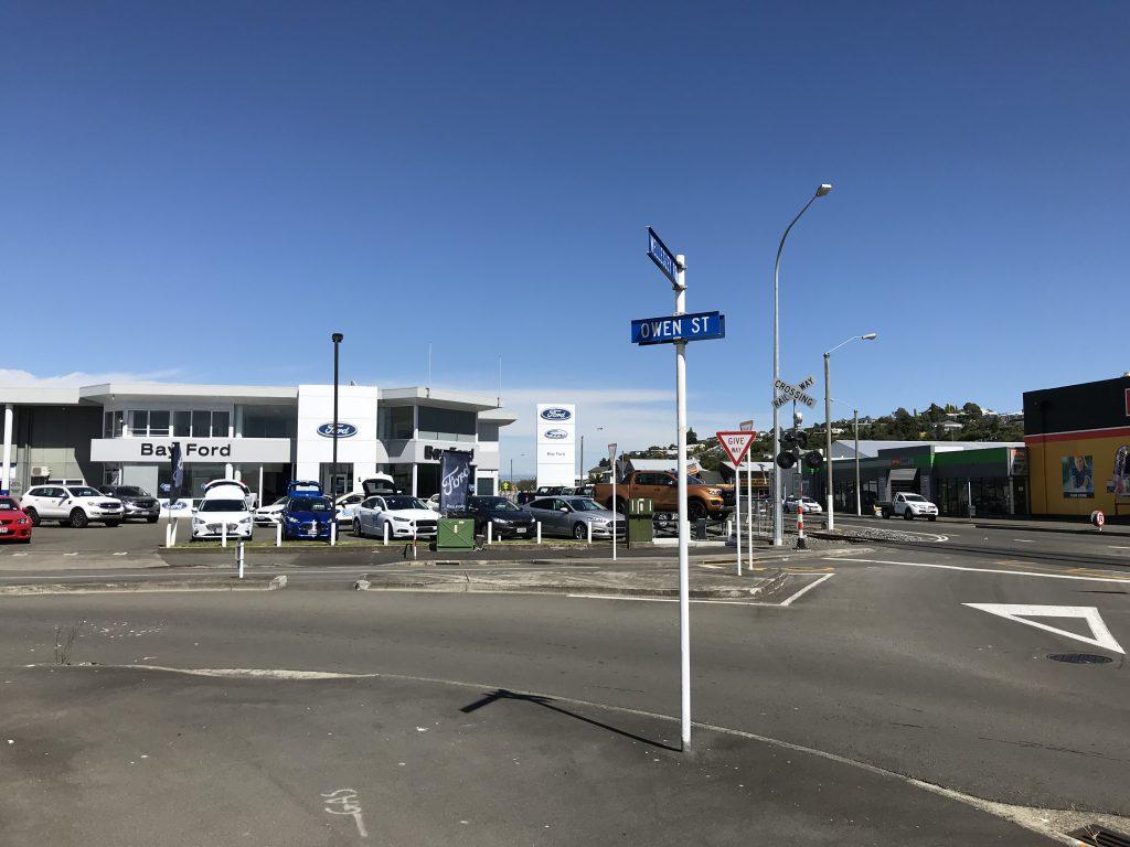 Owen street