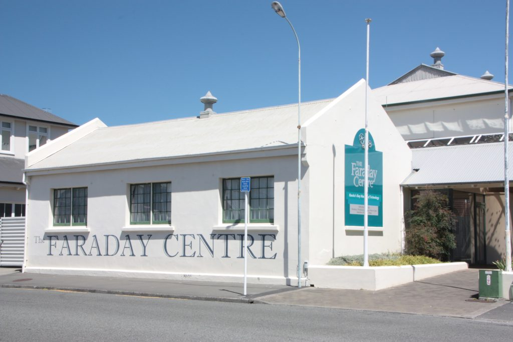 The Faraday center
